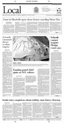 Pittsburgh Post-Gazette from Pittsburgh, Pennsylvania on August 21, 2004 · Page 24
