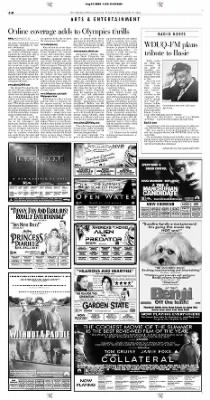 Pittsburgh Post-Gazette from Pittsburgh, Pennsylvania on August 21, 2004 · Page 38