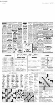Pittsburgh Post-Gazette from Pittsburgh, Pennsylvania on August 21, 2004 · Page 43