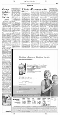 Pittsburgh Post-Gazette from Pittsburgh, Pennsylvania on August 22, 2004 · Page 21