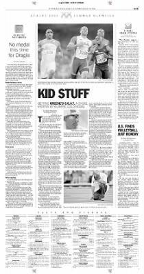 Pittsburgh Post-Gazette from Pittsburgh, Pennsylvania on August 22, 2004 · Page 39