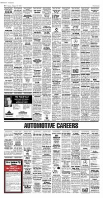 Pittsburgh Post-Gazette from Pittsburgh, Pennsylvania on August 22, 2004 · Page 71