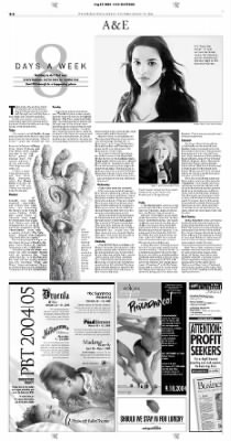 Pittsburgh Post-Gazette from Pittsburgh, Pennsylvania on August 22, 2004 · Page 89