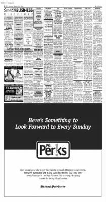 Pittsburgh Post-Gazette from Pittsburgh, Pennsylvania on August 24, 2004 · Page 26