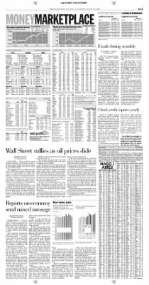 Pittsburgh Post-Gazette from Pittsburgh, Pennsylvania on August 26, 2004 · Page 36