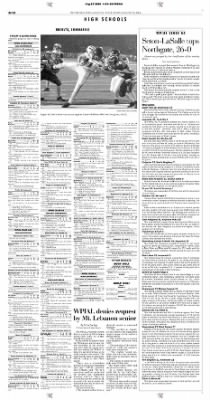 Pittsburgh Post-Gazette from Pittsburgh, Pennsylvania on August 28, 2004 · Page 62
