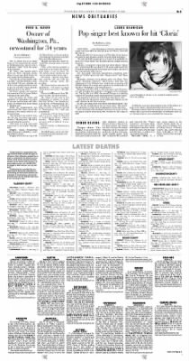 Pittsburgh Post-Gazette from Pittsburgh, Pennsylvania on August 29, 2004 · Page 25