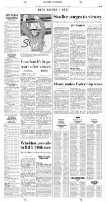 Pittsburgh Post-Gazette from Pittsburgh, Pennsylvania on August 30, 2004 · Page 31