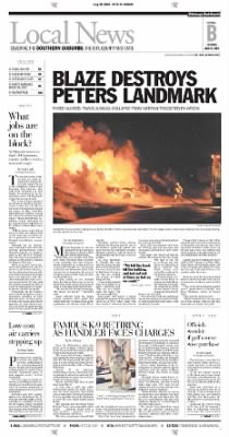 Pittsburgh Post-Gazette from Pittsburgh, Pennsylvania on August 30, 2004 · Page 49