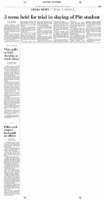 Pittsburgh Post-Gazette from Pittsburgh, Pennsylvania on August 30, 2004 · Page 51