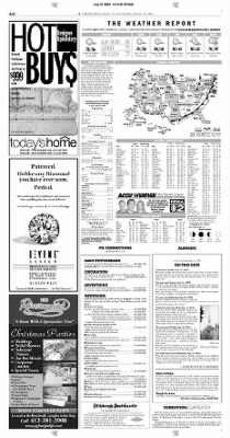 Pittsburgh Post-Gazette from Pittsburgh, Pennsylvania on August 31, 2004 · Page 2