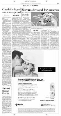 Pittsburgh Post-Gazette from Pittsburgh, Pennsylvania on August 31, 2004 · Page 28