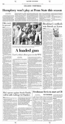 Pittsburgh Post-Gazette from Pittsburgh, Pennsylvania on August 31, 2004 · Page 31