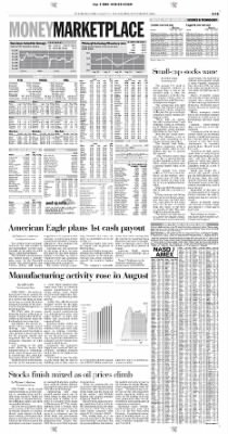 Pittsburgh Post-Gazette from Pittsburgh, Pennsylvania on September 2, 2004 · Page 49