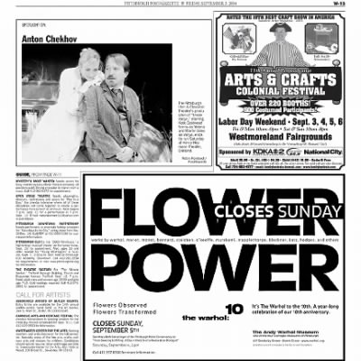 Pittsburgh Post-Gazette from Pittsburgh, Pennsylvania on September 3, 2004 · Page 86