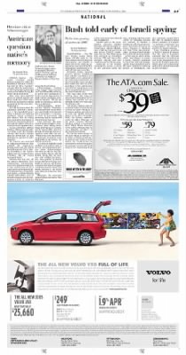 Pittsburgh Post-Gazette from Pittsburgh, Pennsylvania on September 4, 2004 · Page 7
