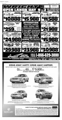 Pittsburgh Post-Gazette from Pittsburgh, Pennsylvania on September 4, 2004 · Page 44