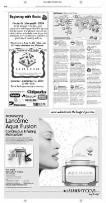 Pittsburgh Post-Gazette from Pittsburgh, Pennsylvania on September 5, 2004 · Page 4