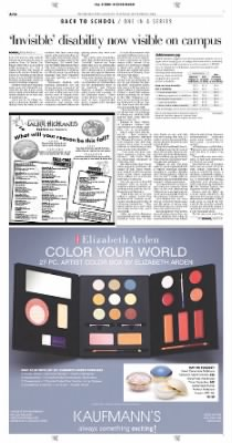 Pittsburgh Post-Gazette from Pittsburgh, Pennsylvania on September 5, 2004 · Page 16