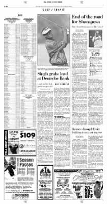 Pittsburgh Post-Gazette from Pittsburgh, Pennsylvania on September 5, 2004 · Page 42