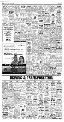 Pittsburgh Post-Gazette from Pittsburgh, Pennsylvania on September 5, 2004 · Page 89