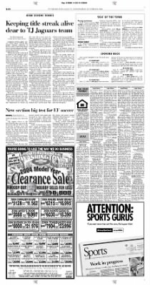 Pittsburgh Post-Gazette from Pittsburgh, Pennsylvania on September 8, 2004 · Page 93