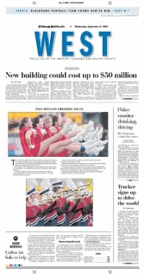 Pittsburgh Post-Gazette from Pittsburgh, Pennsylvania on September 8, 2004 · Page 98
