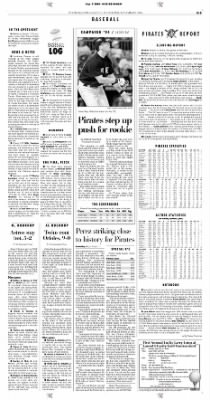 Pittsburgh Post-Gazette from Pittsburgh, Pennsylvania on September 9, 2004 · Page 36