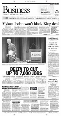 Pittsburgh Post-Gazette from Pittsburgh, Pennsylvania on September 9, 2004 · Page 45