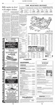 Pittsburgh Post-Gazette from Pittsburgh, Pennsylvania on September 10, 2004 · Page 2