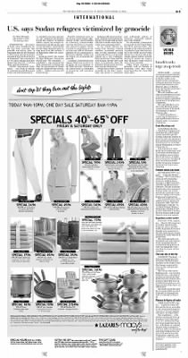 Pittsburgh Post-Gazette from Pittsburgh, Pennsylvania on September 10, 2004 · Page 5