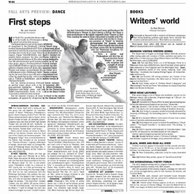 Pittsburgh Post-Gazette from Pittsburgh, Pennsylvania on September 10, 2004 · Page 88