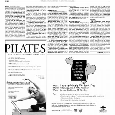 Pittsburgh Post-Gazette from Pittsburgh, Pennsylvania on September 10, 2004 · Page 99