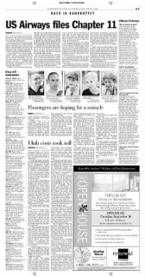 Pittsburgh Post-Gazette from Pittsburgh, Pennsylvania on September 13, 2004 · Page 7