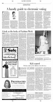 Pittsburgh Post-Gazette from Pittsburgh, Pennsylvania on September 13, 2004 · Page 22