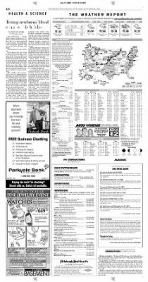 Pittsburgh Post-Gazette from Pittsburgh, Pennsylvania on September 14, 2004 · Page 2