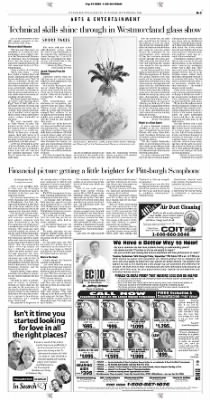 Pittsburgh Post-Gazette from Pittsburgh, Pennsylvania on September 14, 2004 · Page 23