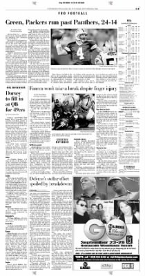 Pittsburgh Post-Gazette from Pittsburgh, Pennsylvania on September 14, 2004 · Page 39