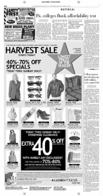 Pittsburgh Post-Gazette from Pittsburgh, Pennsylvania on September 15, 2004 · Page 8