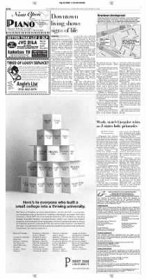 Pittsburgh Post-Gazette from Pittsburgh, Pennsylvania on September 15, 2004 · Page 18