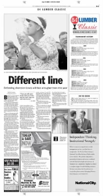 Pittsburgh Post-Gazette from Pittsburgh, Pennsylvania on September 15, 2004 · Page 109