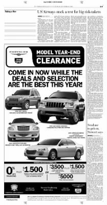 Pittsburgh Post-Gazette from Pittsburgh, Pennsylvania on September 16, 2004 · Page 9