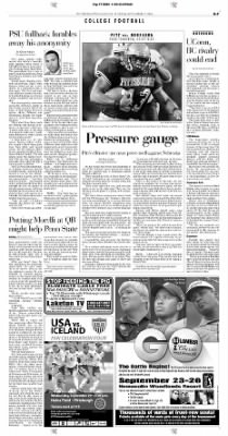 Pittsburgh Post-Gazette from Pittsburgh, Pennsylvania on September 17, 2004 · Page 23