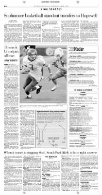 Pittsburgh Post-Gazette from Pittsburgh, Pennsylvania on September 17, 2004 · Page 24