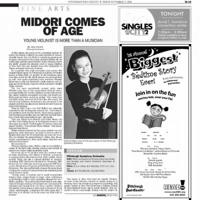 Pittsburgh Post-Gazette from Pittsburgh, Pennsylvania on September 17, 2004 · Page 75