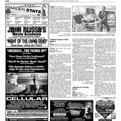 Pittsburgh Post-Gazette from Pittsburgh, Pennsylvania on September 17, 2004 · Page 83