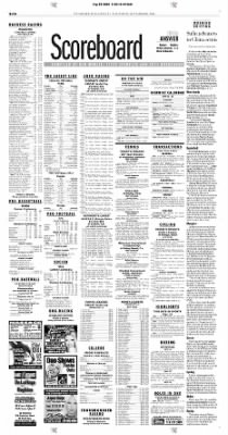 Pittsburgh Post-Gazette from Pittsburgh, Pennsylvania on September 18, 2004 · Page 26