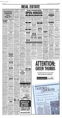 Pittsburgh Post-Gazette from Pittsburgh, Pennsylvania on September 18, 2004 · Page 58