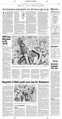 Pittsburgh Post-Gazette from Pittsburgh, Pennsylvania on September 19, 2004 · Page 55