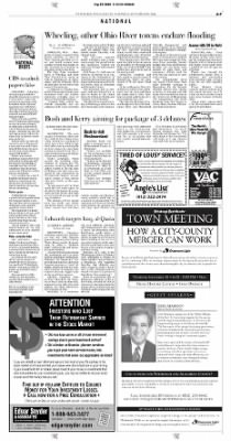 Pittsburgh Post-Gazette from Pittsburgh, Pennsylvania on September 20, 2004 · Page 7